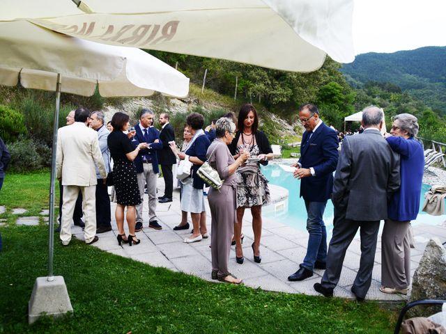 Il matrimonio di Leonardo e Lucia a Poppi, Arezzo 23