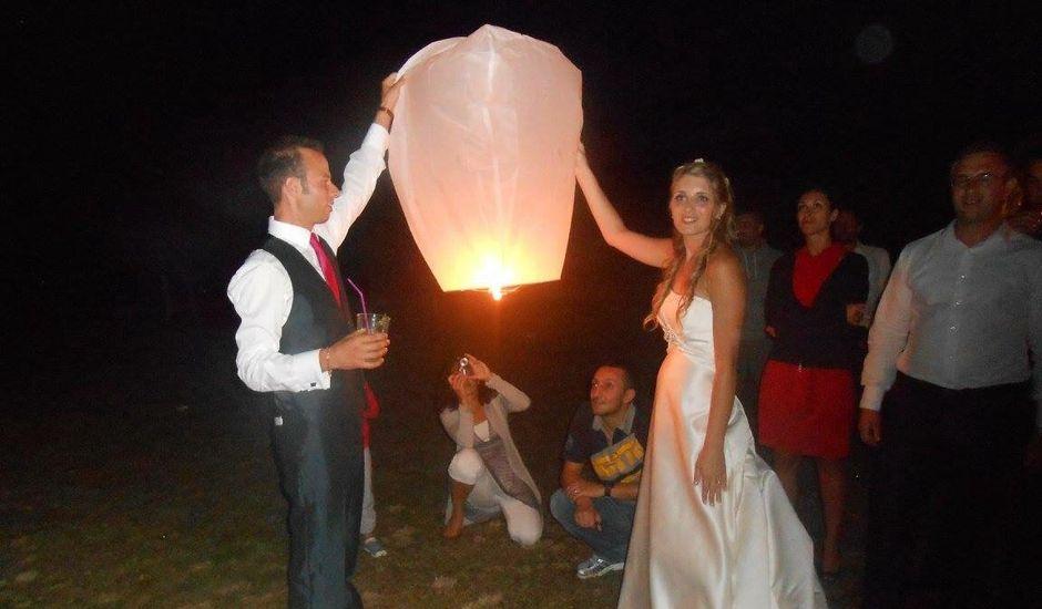 Il matrimonio di Maurizio e Martina a Varese Ligure, La Spezia