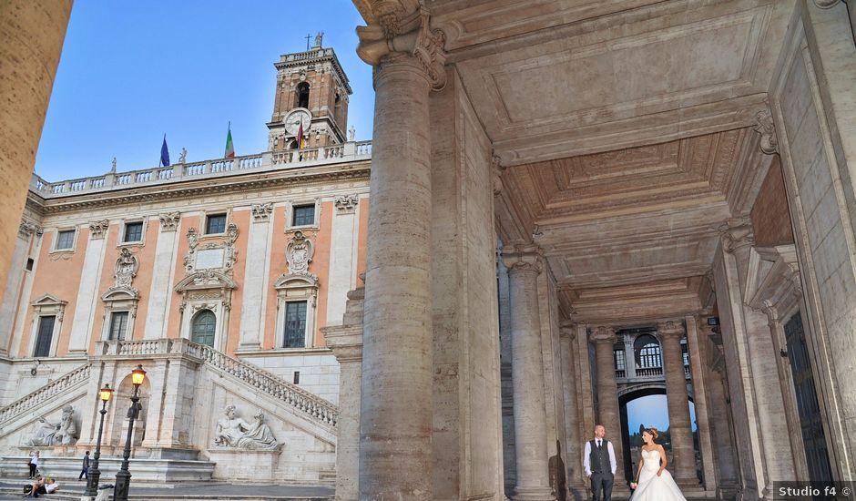 Il matrimonio di Daniele e Maria a Roma, Roma