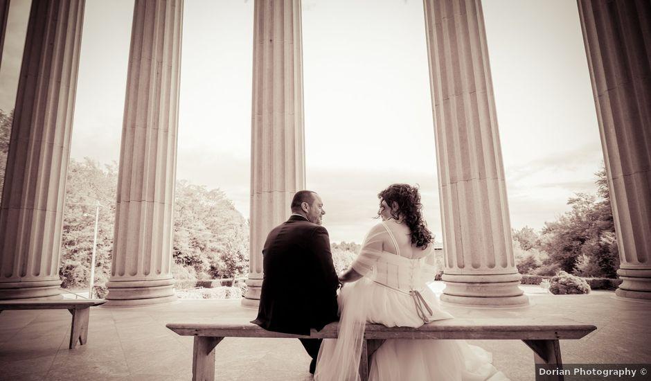 Il matrimonio di Maurizio e Valentina a Momo, Novara