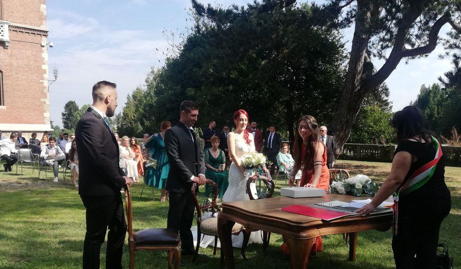 Il matrimonio di Roberto e Samantha a Samarate, Varese