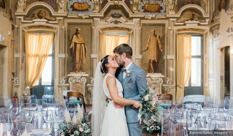 Il matrimonio di Stefano e Jessica a Brignano Gera d'Adda, Bergamo