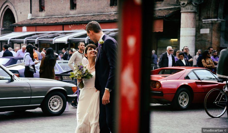 Il matrimonio di Martino e Angela a Ferrara, Ferrara