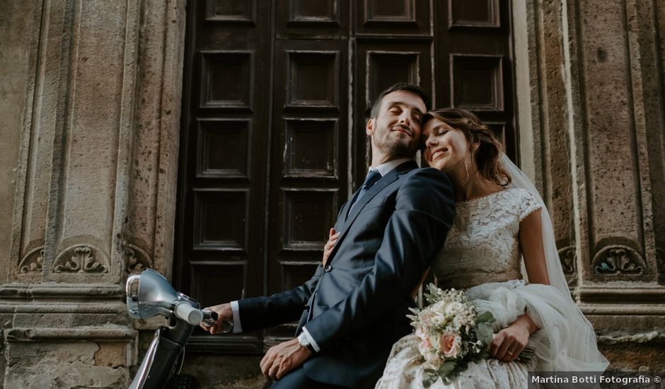 Il matrimonio di Marika e Giuseppe a Termini Imerese, Palermo