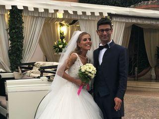 Le nozze di Fabiana e Orlando