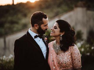 Le nozze di Shelly e Farid
