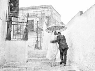 Le nozze di Rosa e Fabio