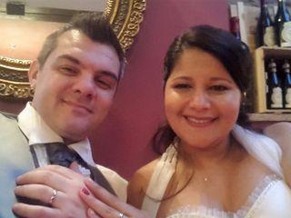Le nozze di Stefano e Marisol