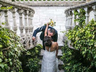 Le nozze di Elisabeth e Ivan