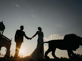 Le nozze di Giada e Antonio
