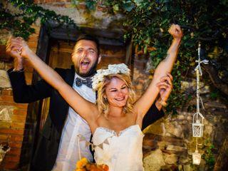 Le nozze di Cecilia e Joe