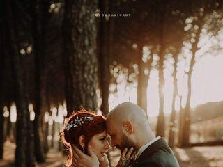 Le nozze di Fabrizio e Paola 1