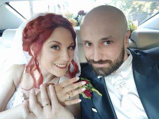 Le nozze di Fabrizio e Paola