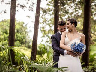 Le nozze di Erika e Leonardo