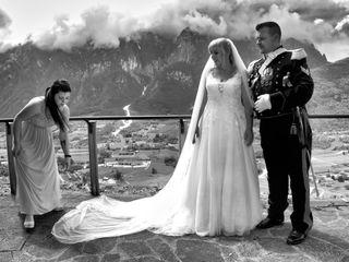 Le nozze di Francesco e Monica