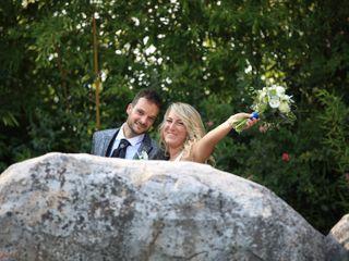 Le nozze di Suela e Giuseppe