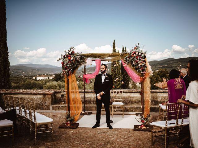 Il matrimonio di Farid e Shelly a Firenze, Firenze 6
