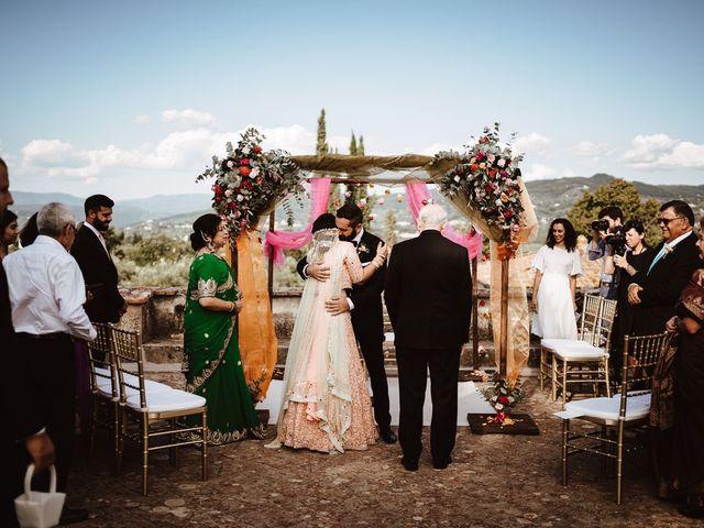 Il matrimonio di Farid e Shelly a Firenze, Firenze 8