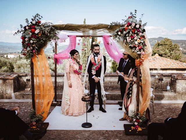 Il matrimonio di Farid e Shelly a Firenze, Firenze 12