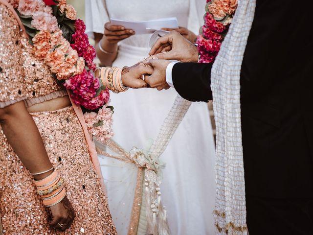 Il matrimonio di Farid e Shelly a Firenze, Firenze 17