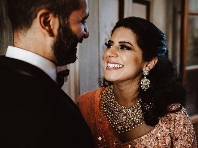 Il matrimonio di Farid e Shelly a Firenze, Firenze 21