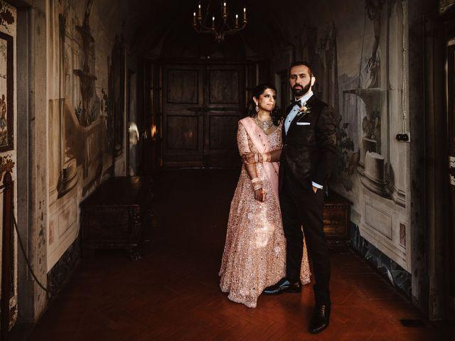 Il matrimonio di Farid e Shelly a Firenze, Firenze 24