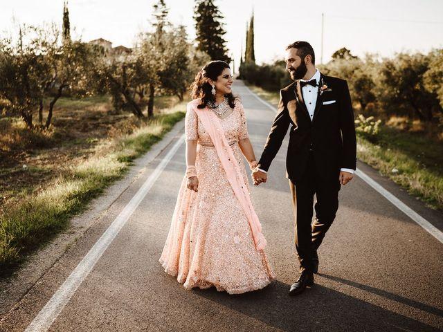 Il matrimonio di Farid e Shelly a Firenze, Firenze 2