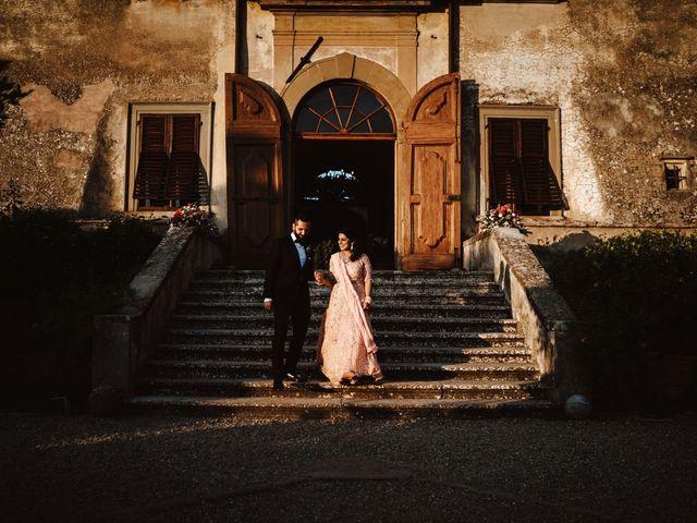 Il matrimonio di Farid e Shelly a Firenze, Firenze 26