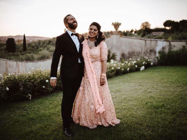 Il matrimonio di Farid e Shelly a Firenze, Firenze 27