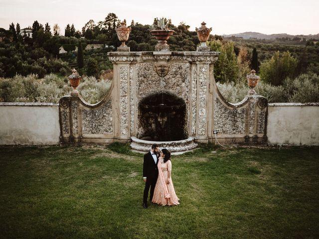 Il matrimonio di Farid e Shelly a Firenze, Firenze 28