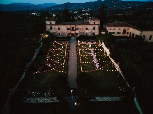 Il matrimonio di Farid e Shelly a Firenze, Firenze 29