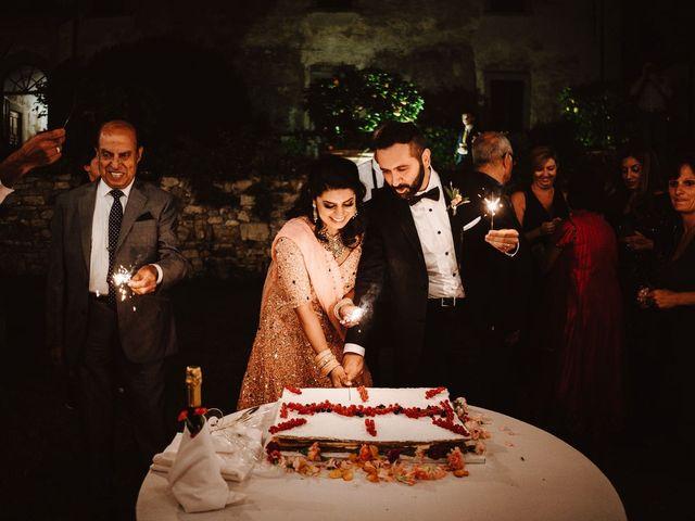 Il matrimonio di Farid e Shelly a Firenze, Firenze 32