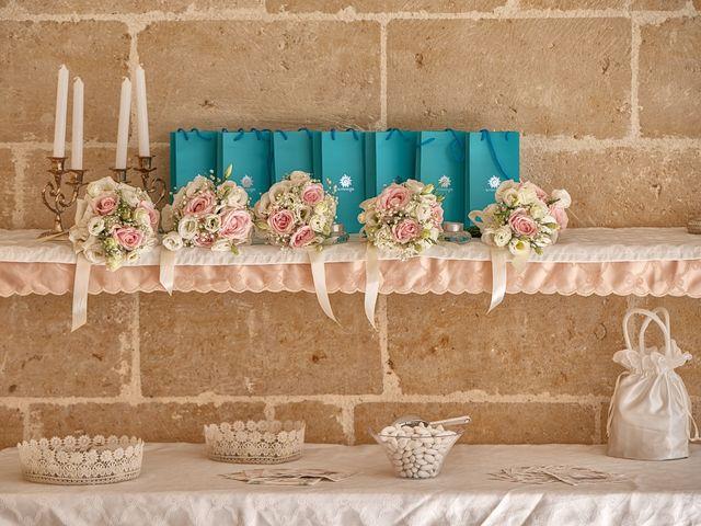 Il matrimonio di Giuseppe e Giusy a Ginosa, Taranto 11