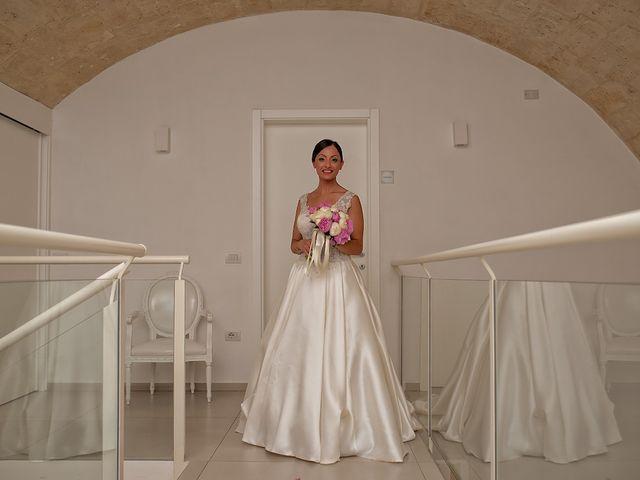 Il matrimonio di Giuseppe e Giusy a Ginosa, Taranto 12