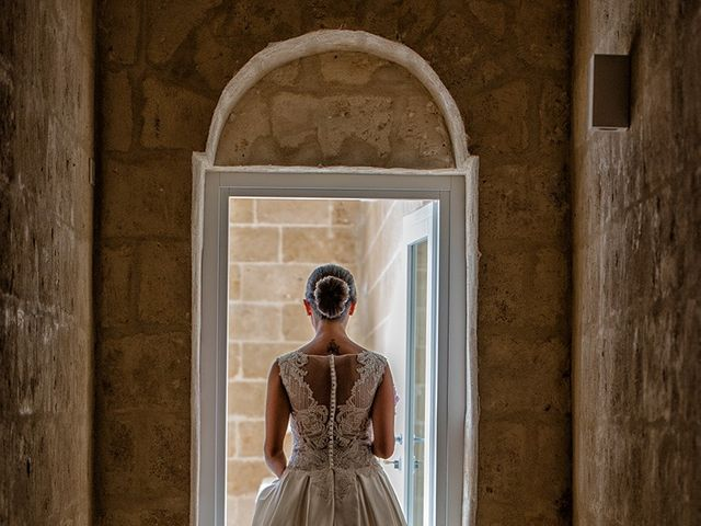 Il matrimonio di Giuseppe e Giusy a Ginosa, Taranto 14