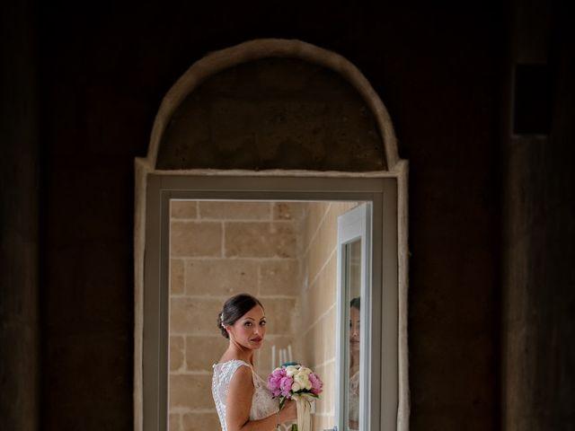 Il matrimonio di Giuseppe e Giusy a Ginosa, Taranto 15