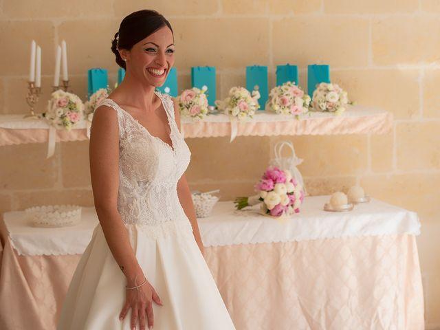 Il matrimonio di Giuseppe e Giusy a Ginosa, Taranto 16