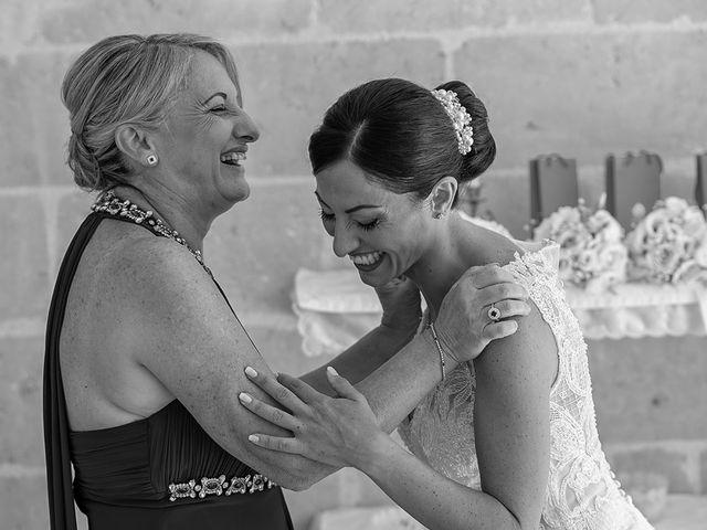 Il matrimonio di Giuseppe e Giusy a Ginosa, Taranto 17