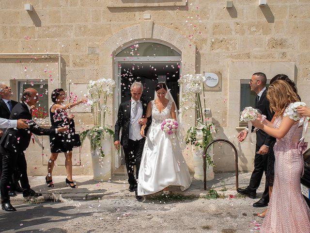Il matrimonio di Giuseppe e Giusy a Ginosa, Taranto 22