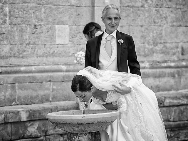 Il matrimonio di Giuseppe e Giusy a Ginosa, Taranto 23