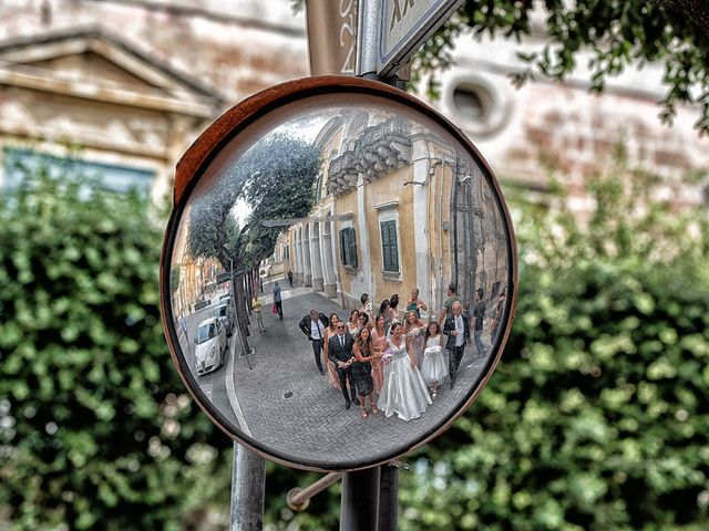 Il matrimonio di Giuseppe e Giusy a Ginosa, Taranto 24
