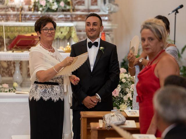 Il matrimonio di Giuseppe e Giusy a Ginosa, Taranto 25