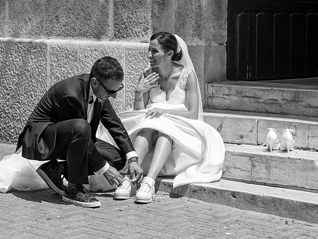 Il matrimonio di Giuseppe e Giusy a Ginosa, Taranto 27