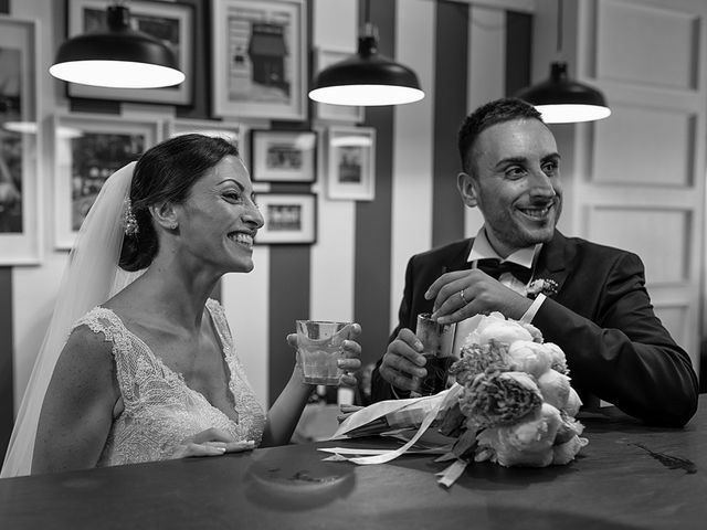 Il matrimonio di Giuseppe e Giusy a Ginosa, Taranto 29