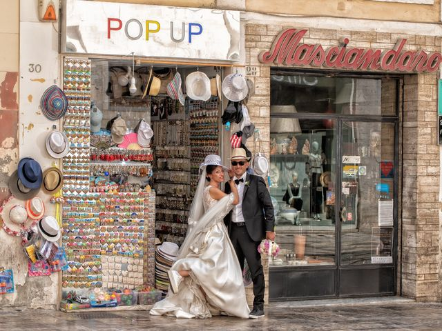Il matrimonio di Giuseppe e Giusy a Ginosa, Taranto 31