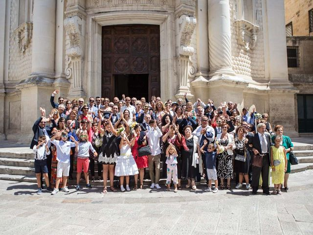 Il matrimonio di Ivan e Elisabeth a Lecce, Lecce 37