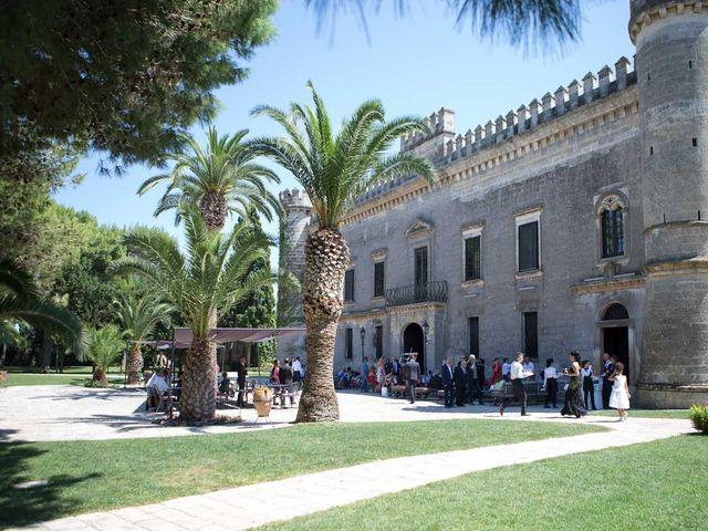 Il matrimonio di Ivan e Elisabeth a Lecce, Lecce 48