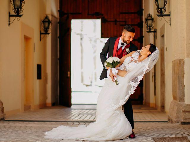 Il matrimonio di Antonio e Giada a Lucera, Foggia 1