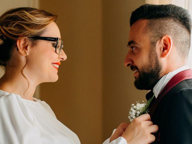 Il matrimonio di Antonio e Giada a Lucera, Foggia 13
