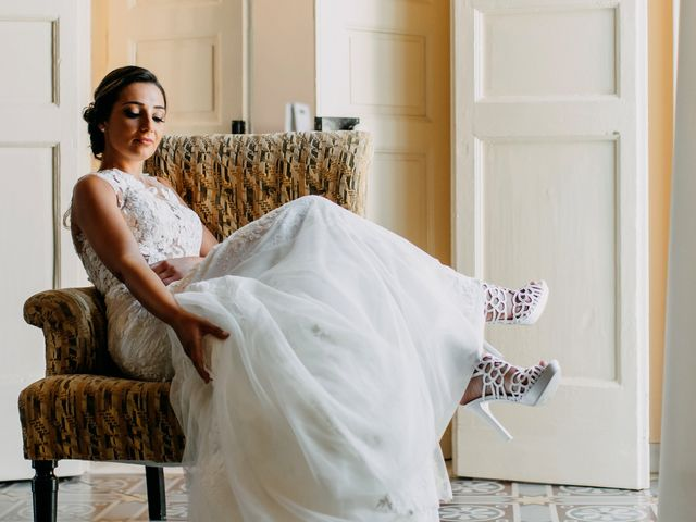 Il matrimonio di Antonio e Giada a Lucera, Foggia 23